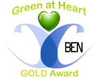 CBEN Gold at Heart Award