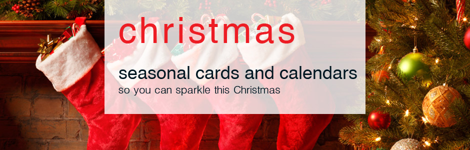 Seasonal Cards and Calendars